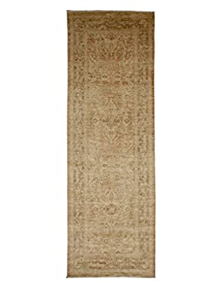 Darya Rugs Oushak Hand-Knotted Rug, Pink, 3' 4