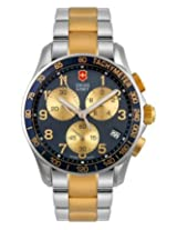 Victorinox Chrono Classic V241123 Chronograph Watch - For Men