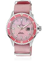 W Tw4007mpk Pink/Pink Analog Watch Toy Watch