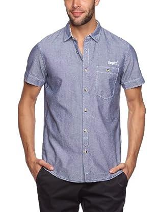 Tom Tailor Camisa Capaccio (Azul noche)