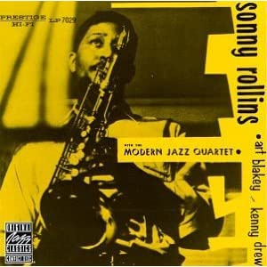 Sonny Rollins With the Modern Jazz Quartet [12 inch Analog]