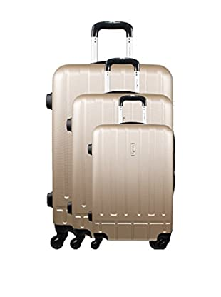 Antonelle Set 3 Trolley Rigido