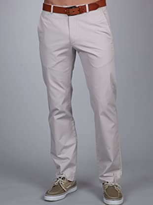 Dockers Pantalón Slim (Gris Claro)
