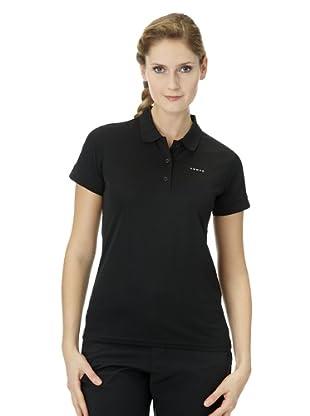 Luhta Polo Shirt Eeva (Schwarz)