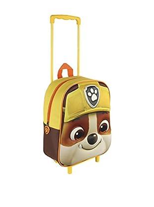 Paw Patrol Mochila trolley Trolley 3D Patrulla Canina Rubble