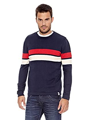 Pepe Jeans London Jersey Wastdale (Azul Oscuro)