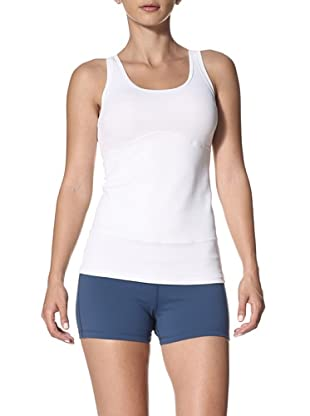 New Balance Women's Control Tank (White)
