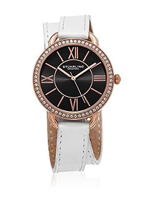 Stührling Original Reloj de cuarzo Woman Deauville Sport 587 White