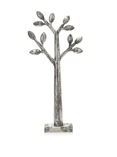 Mercana Décor Winnow IV Decorative Statue (Aged Pewter)