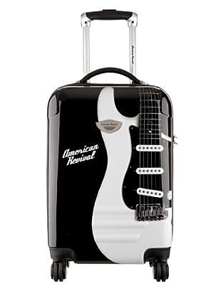 American Revival Trolley Guitare Medio (Nero)