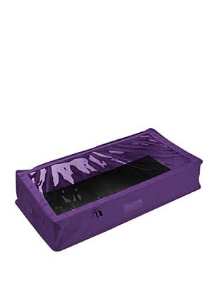 Zings Caja Con Ventana Almacén Xl Violeta