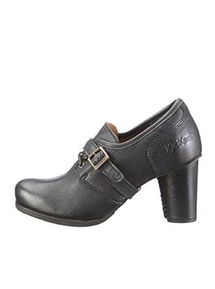 Kickers Zapatos abotinados Absatz (Negro)