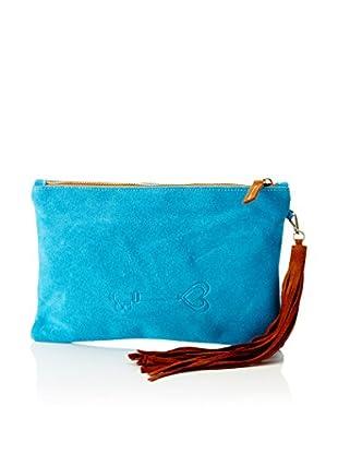 TITI COUTURE Pochette Tassel Handbag