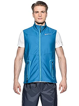 Great Escapes Gilet Suphan (Blu)