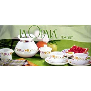 LaOpala Tea Set (15pcs)