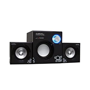 ZEBRONICS ZEB-SW2250 2.1 Multimedia Speaker