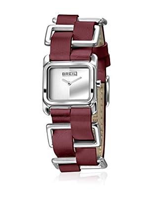 Breil Reloj de cuarzo Woman Storyline Burdeos 43 mm