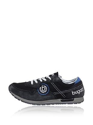 Bugatti Zapatillas Marshall (Negro)