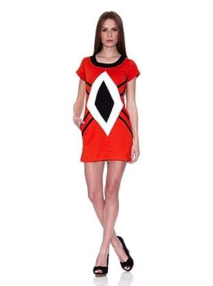 HHG Vestido Brenda (Rojo)