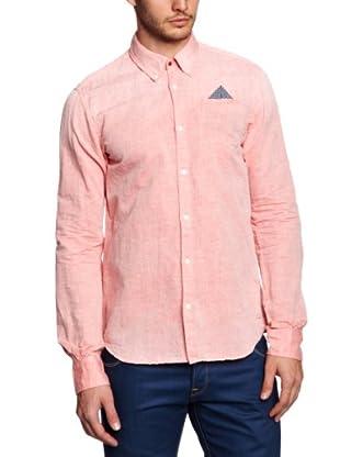 Scotch & Soda Camisa Max (Rosa)