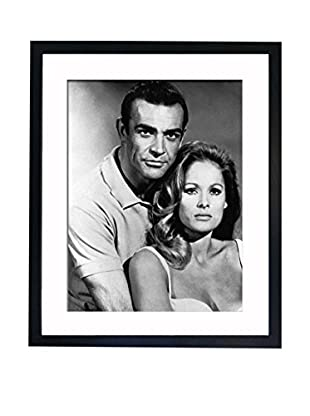Mazali - Culture Décor Wandbild Sean Connery, Ursula Andress