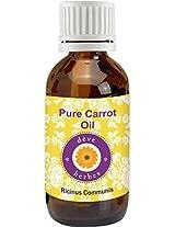 Pure Carrot Oil 30ml - Daucus Carota