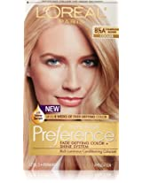 L'Oreal Preference Hair Color - Champagne Blonde