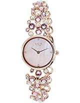 Titan Analog Multi-Colour Dial Women's Watch - 95032WM02