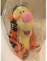 "Disney 10"" Tigger Love To Hug Plush Toy Talking Winnie The Pooh"