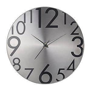 Ritz Round Wall Clock By Ravenn