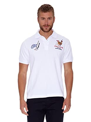 Polo Club Polo Custom Fit Sotogrande (Blanco)