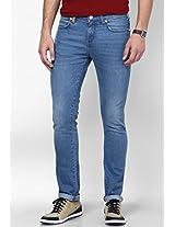Light Blue Skinny Fit Jeans (Vegas)