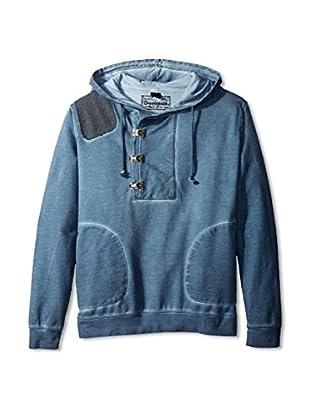 Desigual Men's Garment-Dyed Hoodie