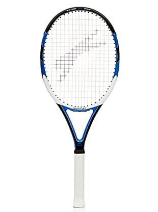 Slazenger Raqueta Tenis Challenge Extra 255 G-3 (Negro / Azul / Blanco)