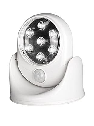LO+DEMODA Led LED Motion Detector Blanco