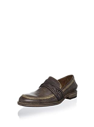 John Varvatos Men's Monaco Laced Venetian (Lt Brown)