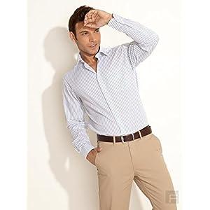 Sprightly Stripe Giza Cotton Shirt