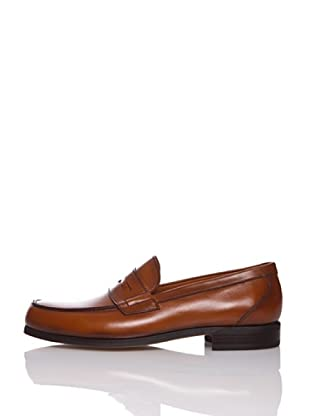 George´s Penny Loafer (dunkles cognac)
