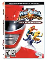 Power Ranger: Super Legends 15th Anniversary (PC)