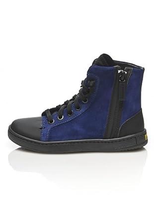 Pirelli Zapatillas Altas Niños (Azul)