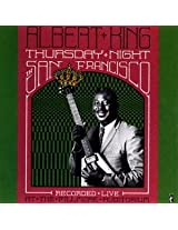 Thursday Night in San Francisco: Albert King Live at the Fillmore 1968