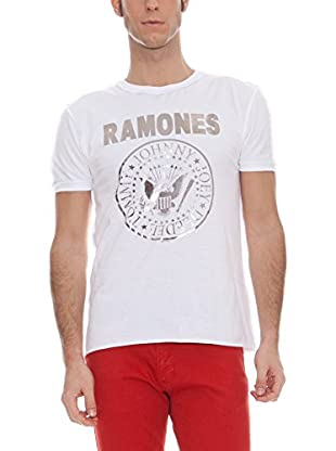 Amplified T-Shirt Manica Corta Metal The Ramones
