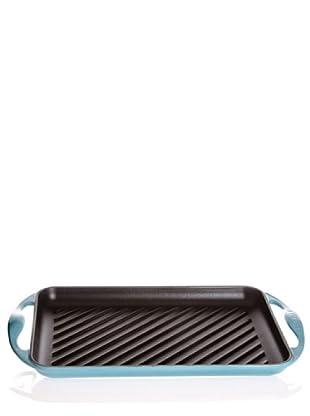 Le Creuset Parrilla Grill Rectangular 32,5x22 Cm. Caribe