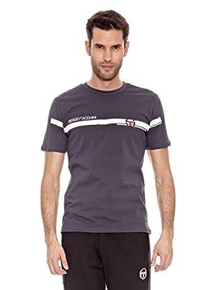 Sergio Tacchini Camiseta Manga Corta Unica Camiseta Manga Corta Unica (Azul)