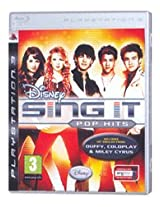 Sing It: Pop Hits (PlayStation 3)