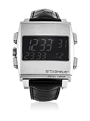 TAG Heuer Uhr mit schweizer Automatikuhrwerk Man Monaco 35.0 mm