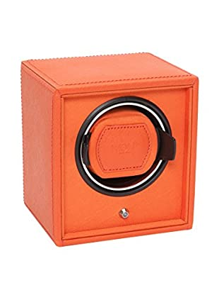 WOLF Cub Single Watch Winder, Orange