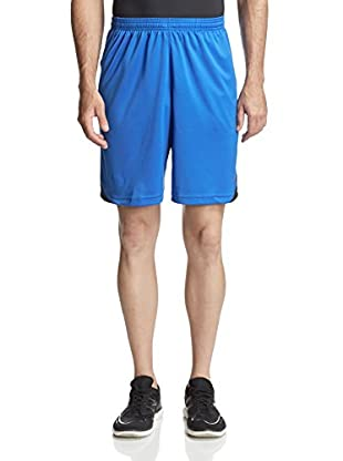 New Balance Men's 9-Inch Momentum Trainer Shorts (Cobalt)