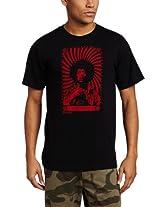 Impact Merchandising Men's Jimi Hendrix Swirl T-Shirt