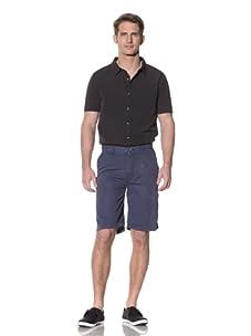 Nüco Men's Seersucker Shorts (Navy)